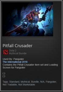 Pitfall Crusader