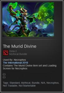 The Murid Divine