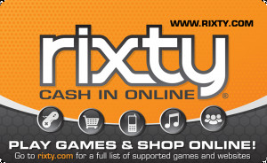 Rixty Code $20