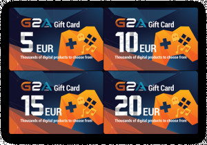 G2A Giftcard 20 EURO