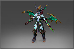 Raptures of the Abyssal Kin (Set Queen of Pain)