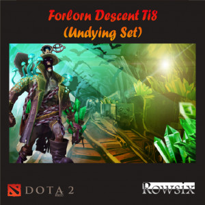 Forlorn Descent TI8 (Undying Set)