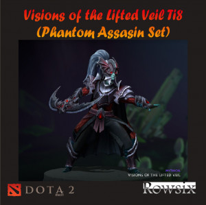 Visions of the Lifted Veil (Phantom Assassin Set)