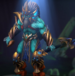 Samareen Sacrifice (Mythical Bundle Huskar)