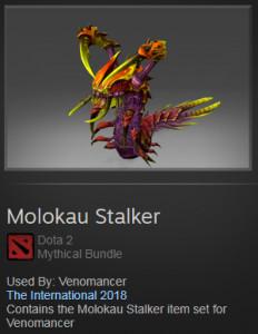 Molokau Stalker (Venomancer)