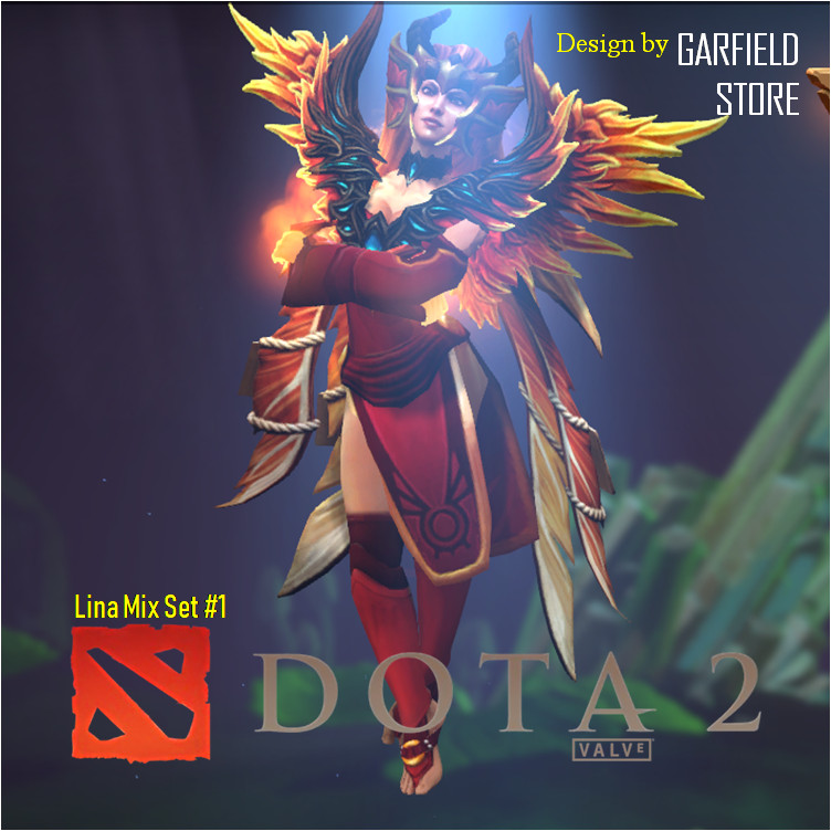 Lina Mix Set #1