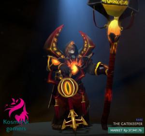 The Gatekeeper (Warlock Set)