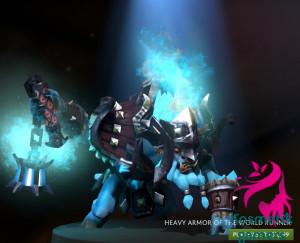 Heavy Armor of the World Runner (Spirit Breaker Set)