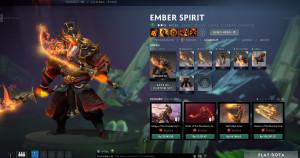 Adage of the Smoldering Sage (Ember Spirit Set)