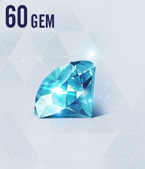 Top Up 60 Diamonds