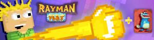 Rayman Fist