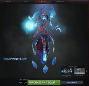 Dead Winter (Lich Set)