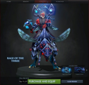 Rage of the Three (Disruptor Set)