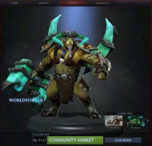 Worldforger (Elder Titan Set)