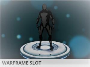 Warframe Slot