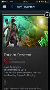 Forlorn Descent