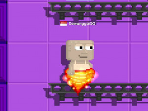Evoid's Fire Nado