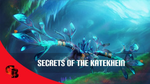 Secrets of the Katekhein (Winter Wyvern Set)