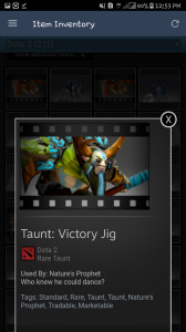 Taunt: Victory Jig (nature)