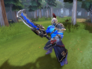 Armour of The Iron Drakken (Sven Set)