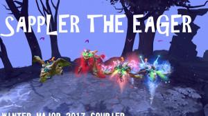 Sappler the Eager (Courier) Full Unlocked