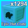 Mining Simulator Murah - Epic Hat Crate