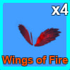Mining Simulator Murah - Wings of Fire (mythical)