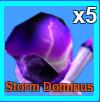 Mining Simulator Murah - Storm Dominus (Mythical)