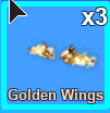Mining Simulator Murah - Golden Wings (mythical)