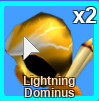 Mining Simulator Murah - Lightning Dominus(mythyc)