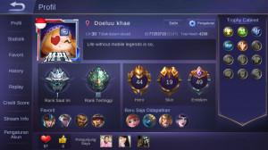 44 Hero + 19 Skin ( Allunbind DIjamin Aman )