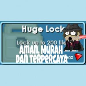 Huge lock