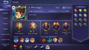52 HERO - LEGEND - EMBLEM ASSASIN MAX