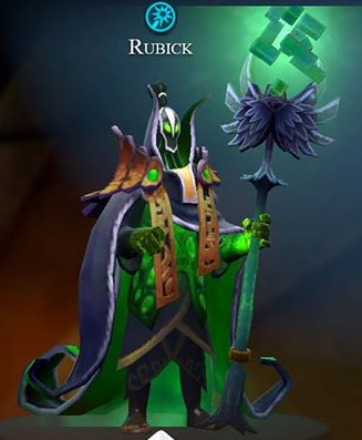 Staff of Perplex (Immortal Rubick)