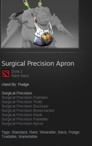 Surgical Precision Apron
