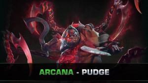 Paket Arcana Pudge (Feast Abscession)
