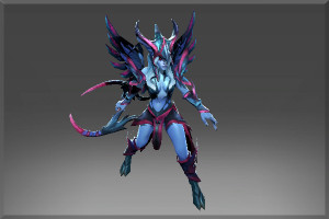 Vestments of the Fallen Princess (Vengeful Spirit Set)