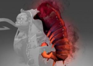 Scavenging Guttleslug (Immortal TI7 Pudge)