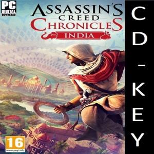 Assassins Creed Chronicles: India Uplay