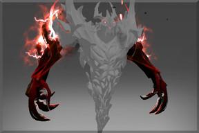 Arms of Desolation (Immortal Shadow Fiend)