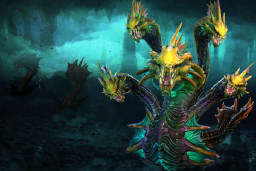 Corruption of the Virulent Krait (Venomancer Set)