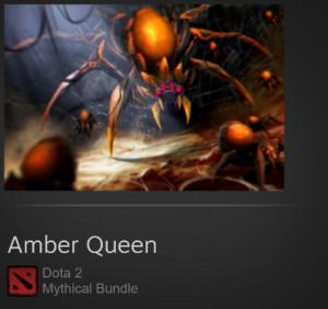 Amber Queen (Broodmother Set)