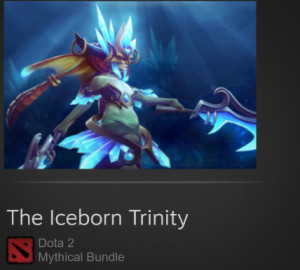 The Iceborn Trinity (Naga Siren Set)