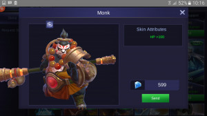 Monk (Elite Skin Akai)