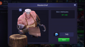 Masterchef (Special Skin Franco)