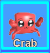 Mythical Pets (mining simulator) CRAB