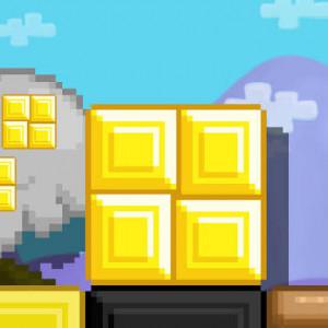 GOLDEN BLOCK PER 10 PCS