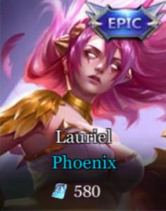 Phoenix (Epic Skin Lauriel)