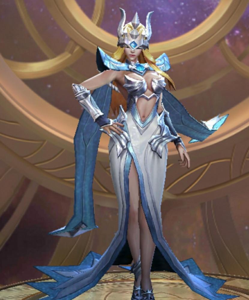 Ice Queen (Epic Skin Ilumia)