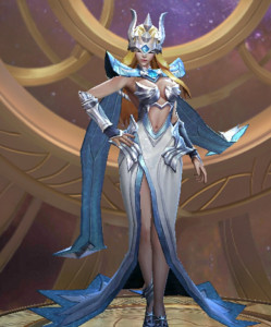Ice Queen (Epic Skin Ilumia)